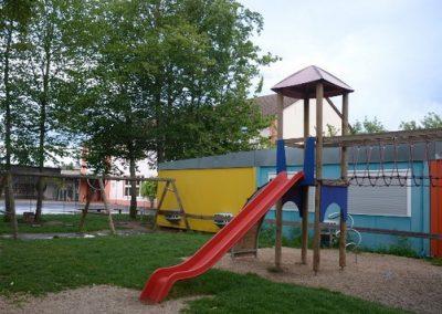 Kindertagesstätte und Grundschule